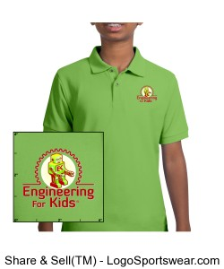 Youth Silk Touch Sport Shirt Design Zoom